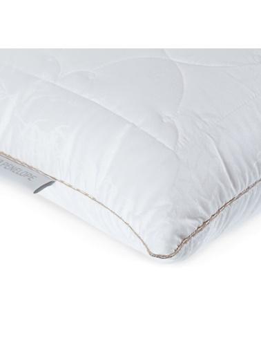 Penelope Bamboo Bambu Yastık 50x70 Beyaz